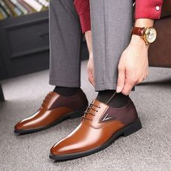 Snowpard - Pointed Oxfords