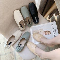 HOGG - Plain Ballet Flats