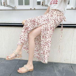 Juuri - All Over Print Midi Skirt