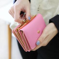 Rinka Doll - Heart Stud Wallet