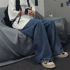 Shineon Studio - Wide-Leg Jeans