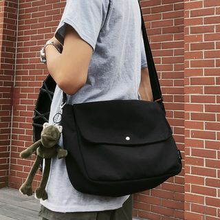 SUNMAN - Canvas Messenger Bag