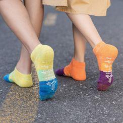 electroyinyang - Lettering Socks