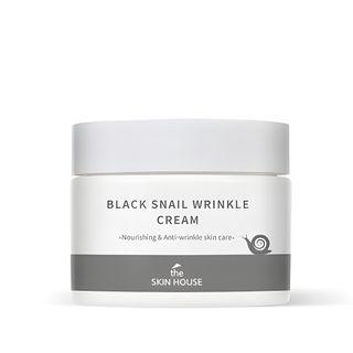the SKIN HOUSE - Black Snail Wrinkle Cream