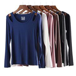 Winkplay(ウィンクプレイ) - Long-Sleeve Dance T-Shirt