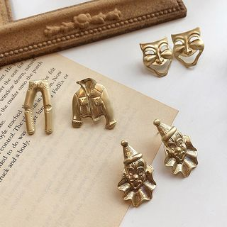 Dollu - Alloy Earring (various designs)