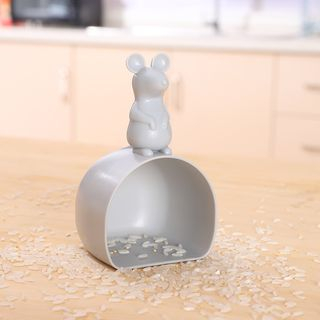 Fun House - Plastic Mouse Rice Scoop