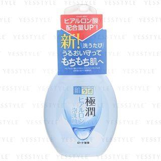 Rohto Mentholatum - Hada Labo Gokujyun Hyaluronic Acid Face Foam