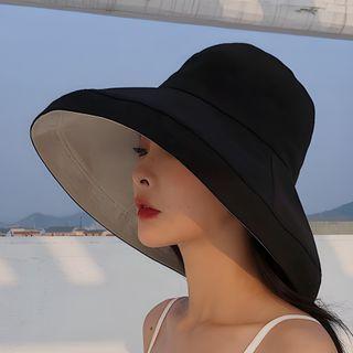 Oktokki - Reversible Wide Brim Bucket Hat