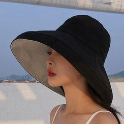 Oktokki - 两面用宽帽边渔夫帽