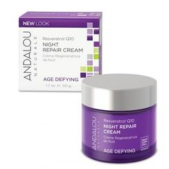 Andalou Naturals - Resveratrol Q10 Night Repair Cream