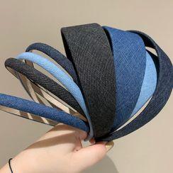 Rosie's Home - Denim Headband