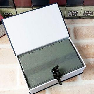 BABOSARANG - Book-Shape Safety Box (S) with Key