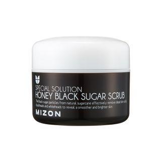 MIZON - Honey Black Sugar Scrub
