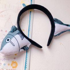 Hello minto - Fish/Carrot Headband