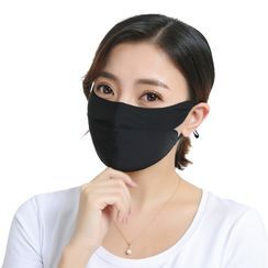 Homy Bazaar(ホーミーバザール) - Cotton Mask