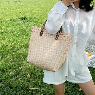 Anadelta - 编织手提袋