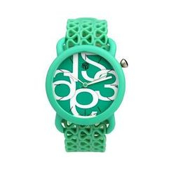 Moment Watches - BE MESSY Time to scramble Strap Watch