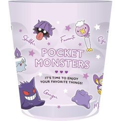T'S Factory - Pokemon Clear Plastic Cup (Purple)