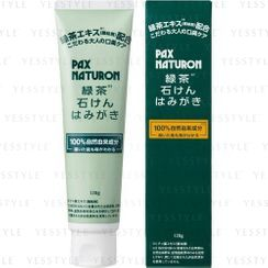 TAIYO YUSHI - Pax Naturon Green Tea Toothpaste