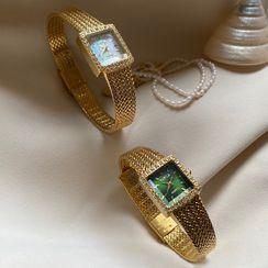 Betsuno - Square Bracelet Watch