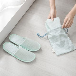 Pagala - Travel Slippers with Carrying Pouch