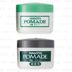 Yanagiya - Pomade Hair Wax 120g - 2 Types