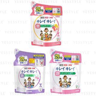 LION - KireiKirei Foaming Hand Soap Refill 200ml - 3 Types