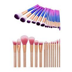 Stroke of Beauty - 15-Piece Makeup Brush Set