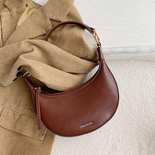 MICOCAH - Faux Leather Crossbody Bag