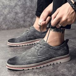 NOVO - Casual Lace Up Shoes
