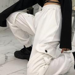 AXEN - 九分工装裤