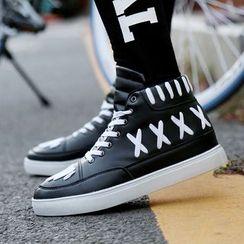 Auxen - 高幫休閒鞋
