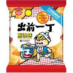 Nissin - 湖池屋出前一丁麻油味薯片 25克