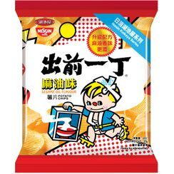 Nissin - Koikeya Demae Iccho Sesame Oil Flavour Potato Chips 25g