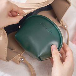 Chiseoul - 仿皮化妝手提袋