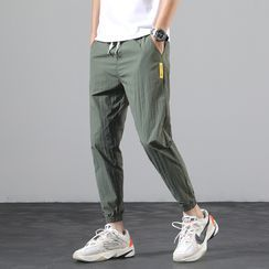 Bay Go Mall - Tapered Sweatpants