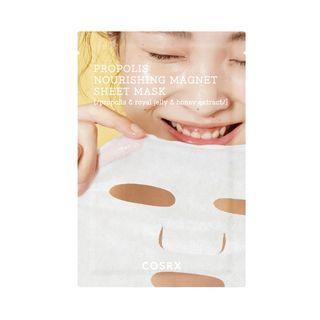 COSRX - Full Fit Propolis Nourishing Magnet Sheet Mask