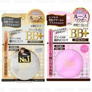 Meishoku Brilliant Colors - Moist Labo BB+ Loose Powder SPF 30 PA++ - 2 Types