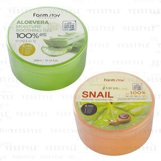 Farm Stay - Gel hydratant apaisant à l'escargot