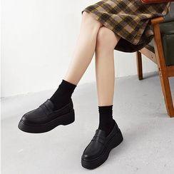 hunigala - Platform Loafers