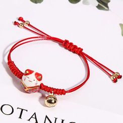 Bling Thing - Lucky Cat Bracelet