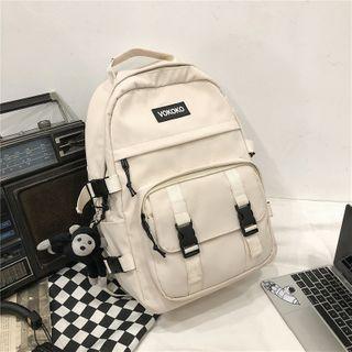 Gokk(ゴック) - Lettering Lightweight Backpack