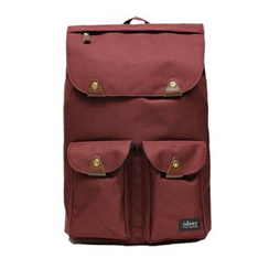 ideer(アイディール) - Taylor  - Laptop Backpack -  Wine