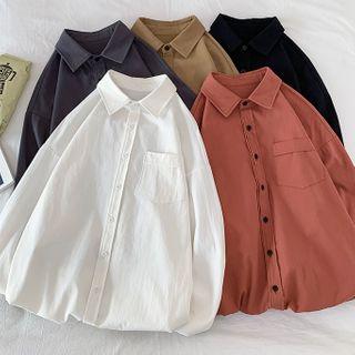 YERGO - Pocket Detail Shirt