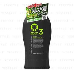 Rohto Mentholatum - OXY 3 Silky Body Soap