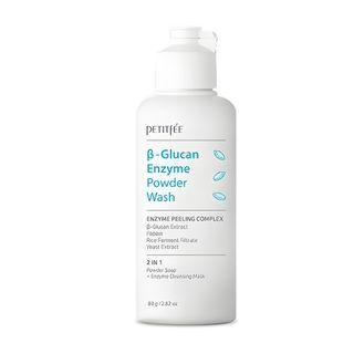 PETITFEE - Beta Glucan Enzyme Powder Wash 80g