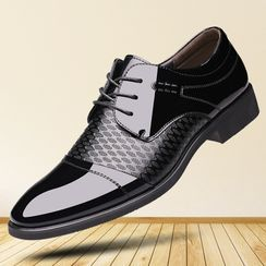 Junster  - Genuine Leather Oxford Shoes