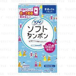 Unicharm - Sofy Soft Tampons Regular