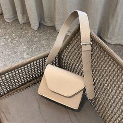 Minafox - Faux Leather Shoulder Bag